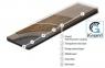 Плитка ПВХ Plankit (Планкит) Grabo 1